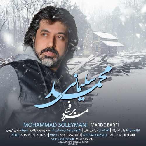 دانلود موزیک جدید محمد سلیمانی مرد برفی