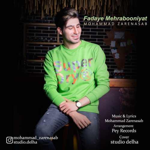 دانلود موزیک جدید محمد زارع نسب فدای مهربونی هات