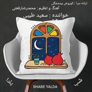 دانلود موزیک جدید سعید طیبی شب یلدا