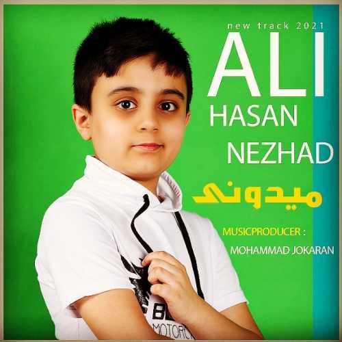 دانلود موزیک جدید علی حسن نژاد میدونی